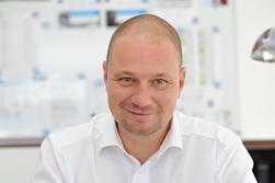 Mathias Dittmar tritt in das Untermehmen ein.