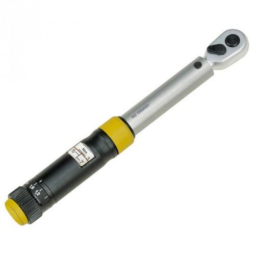 Proxxon Drehmomentschluessel Micro Click MC 15, (1/4) fuer 3 - 15 Nm, 23345