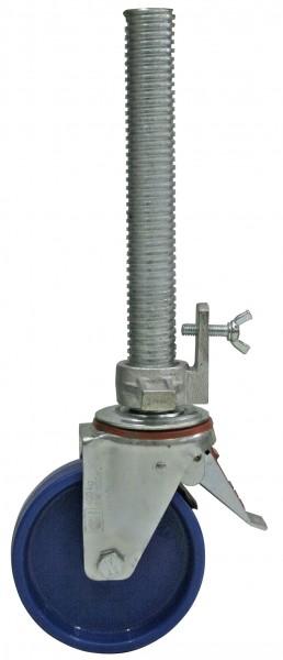 Fahrrolle (Stück) höhenvst. 150 mm