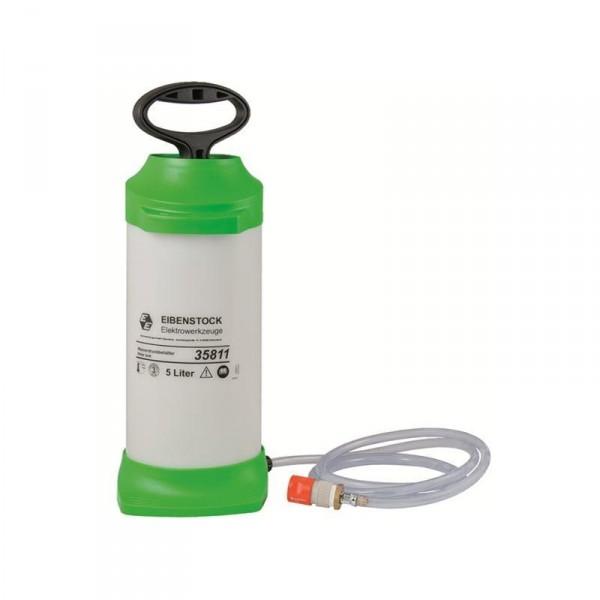 Eibenstock Wasserdruckbehälter Kunststoff, 5 l, inkl. 2,5 m Schlauch, 35811000