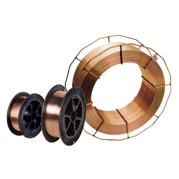 MAG Stahl-Schweißdraht SG 2 / D 300 15 kg / Ø 0,8mm, 1110008