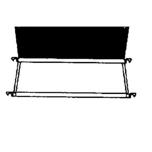 Guenzburger Plattform mit Laengsklappen fuer Rollgeruest mit Schraegaufstiegen, oben, 27986