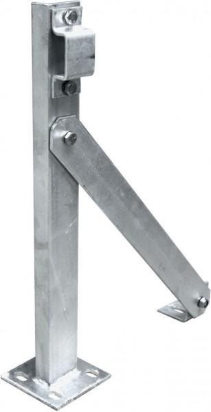 STABILO Ortsfeste Leitern, Systemteile, Maueranker 500 mm für Aluminium, 838193