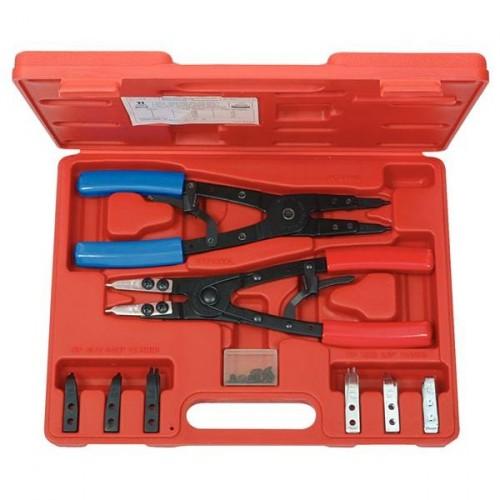 KS Tools 119.2051 Aussen-Sicherungszangen 10-25 mm
