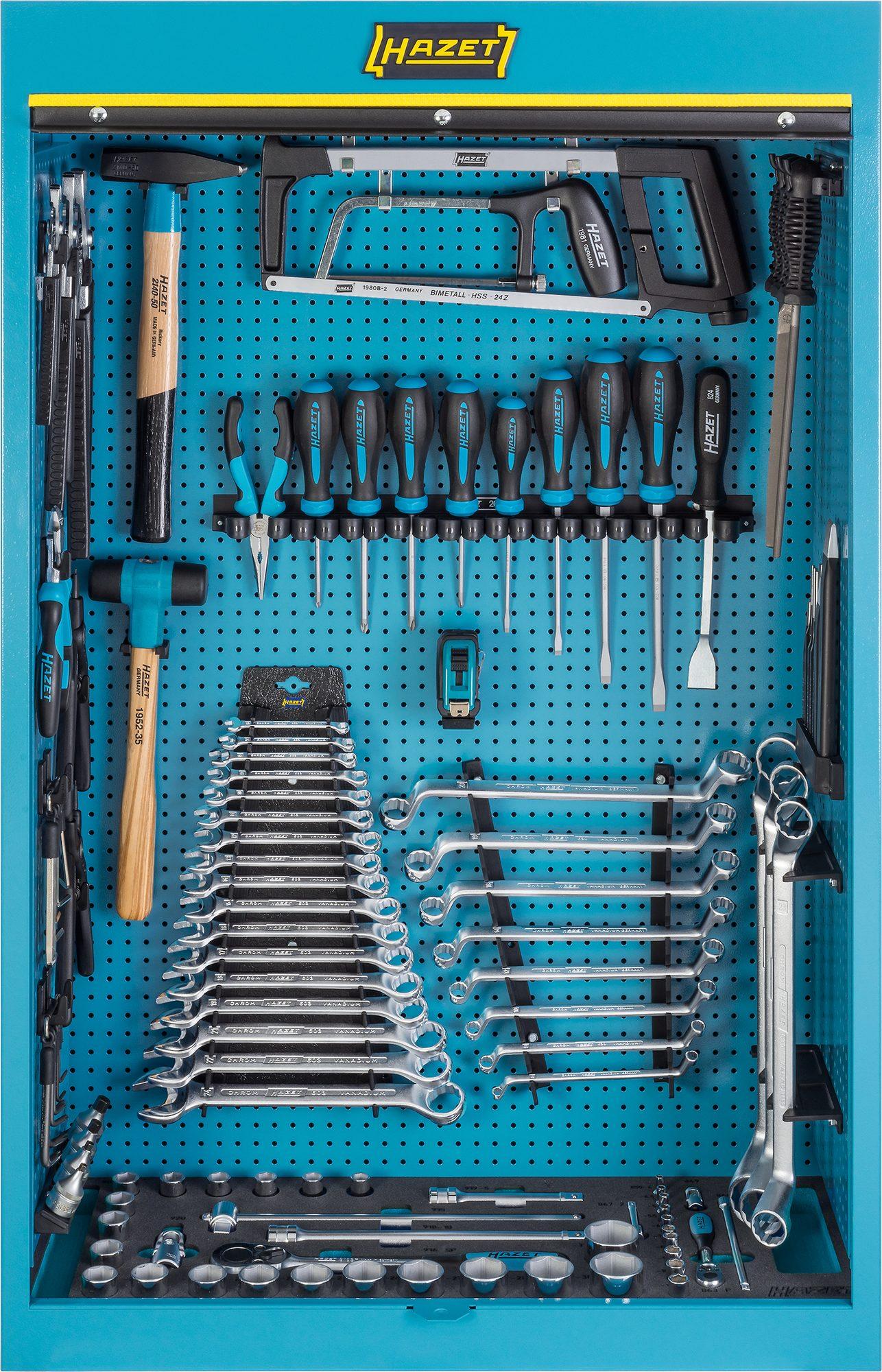 Werkzeugschränke | Hazet Betriebs-/Werkstatteinrichtung | Werkstatt ...