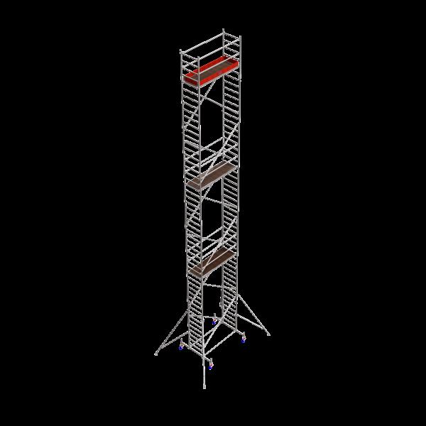 STABILO FahrGerüst S10 FL.2,00 AH.14,40