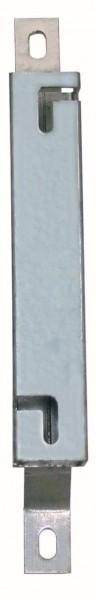 STABILO Einstiegshilfe, Einsteckhülse viereckig, Stahl verzinkt, 816429