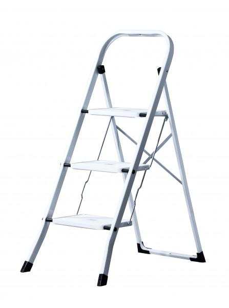 Toppy KlappTritt Stahl 3 Stufen