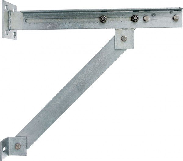 STABILO Ortsfeste Leitern, Systemteile, Maueranker 500-750 mm, 837554