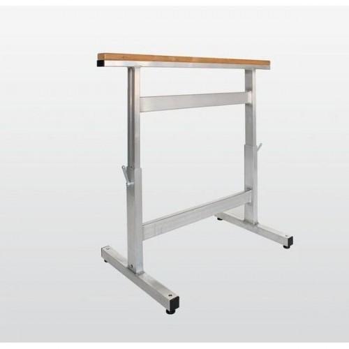 Guenzburger Aluminium-Arbeitsbock, hoehenverstelllbar, 30400