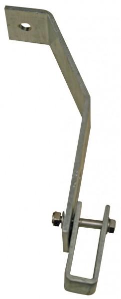 Zubehör SchachtLeitern, Wandanker verstellbar 200-250 mm, Stahl verzinkt (St.), 816320