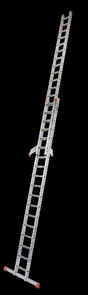 Fabilo SchiebeLeiter, zweitlg. 2x18 Spr.