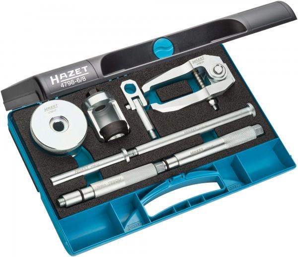 HAZET Universal Injektor Ausziehwerkzeug-Satz 4798-6/8
