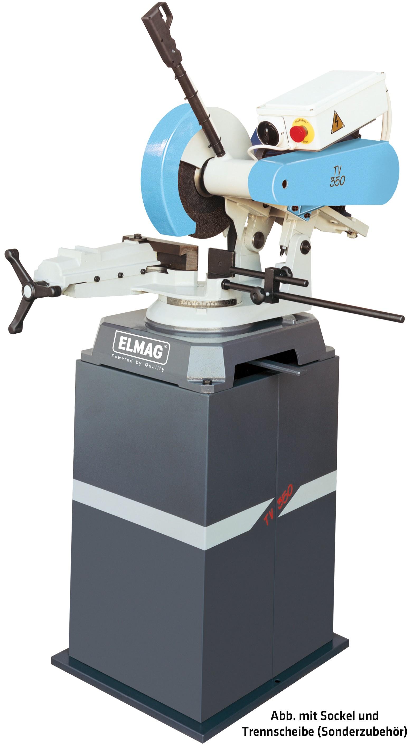 elmag metall-trennmaschine, 78065, 9004853780653 | dittmar - werkzeuge