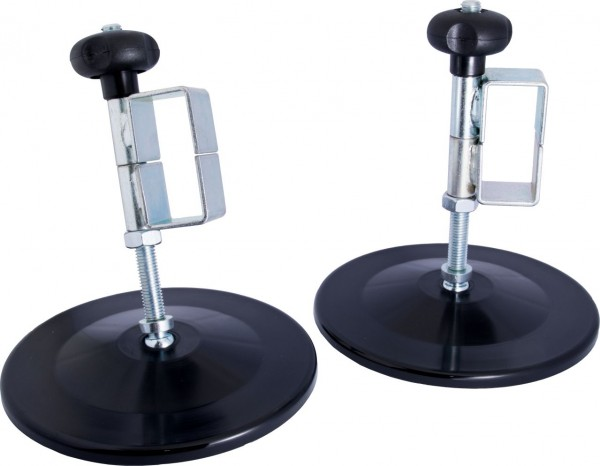 MONTO + STABILO Tellerfüße für Anlegeleitern (Paar), 214577