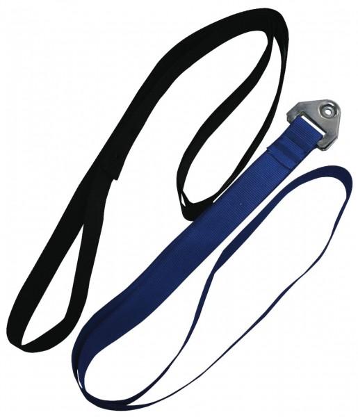 STABILO Gurtbandset (2 Stück) blau, Lochabstand 1.466 mm, 214454