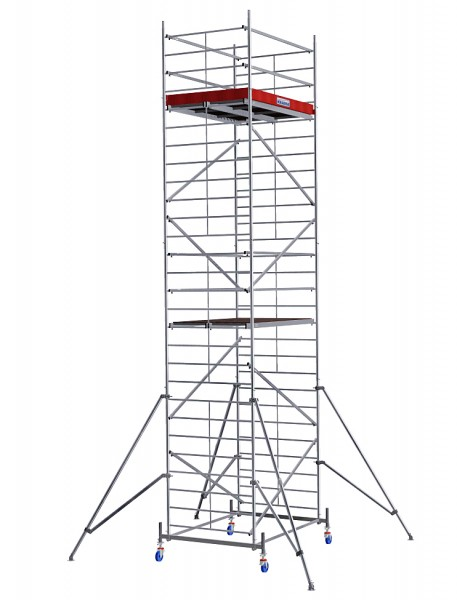ProTec XXL Alu-FahrGerüst AH 8,30 m