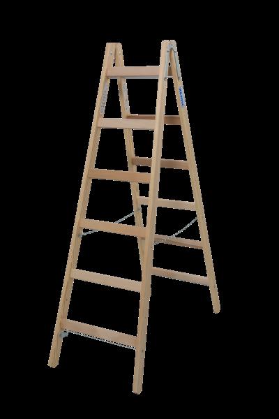 STABILO DoppelLeiter Holz 2x6 Spr.