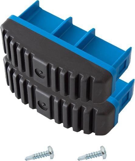 STABILO Fußstopfen (Paar) 97x25 mm, blau, 211026