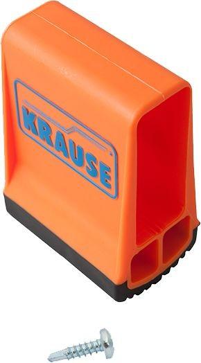 MONTO Traversenfußkappe 64x25 mm, orange, für MONTO Mehrzweck-, Vielzweck- und GelenkLeiter, Artikel-Nr.: 211194