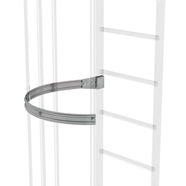 Günzburger Rückenschutzbügel seitlicher Ausstieg Stahl verzinkt, 63237