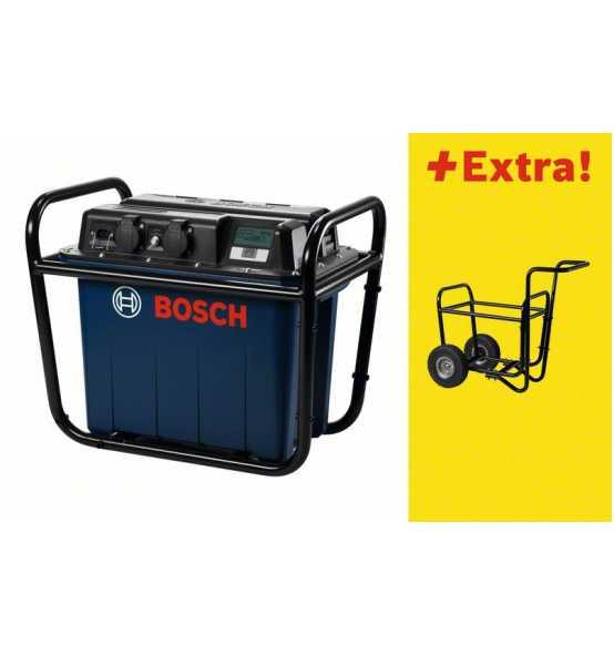 bosch akku power unit gen 230v 1500 0600915000 dittmar. Black Bedroom Furniture Sets. Home Design Ideas