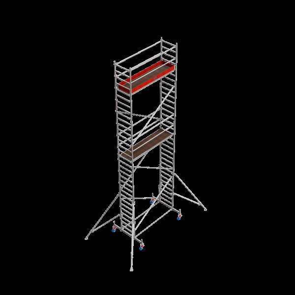 STABILO FahrGerüst S10 FL.2,50 AH.9,40