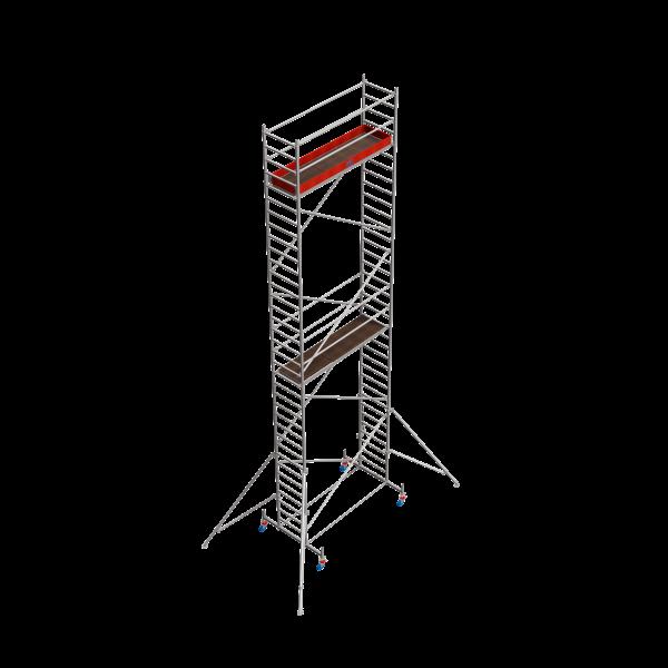 STABILO FahrGerüst S10 FL.2,50 AH.10,40
