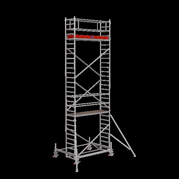 STABILO FahrGerüst S100 FL.2,50 AH.8,40