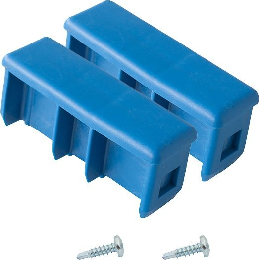 STABILO Kopfstopfen (Paar) 77x25 mm, blau, 211040