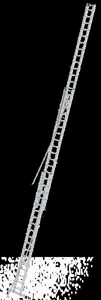STABILO SeilzugLeiter dreitlg. 3x18 Spr.