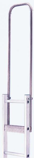 STABILO Einstiegshilfe, Halterahmen, Edelstahl V4A, Leiternaußenbreite 440 mm, 816498