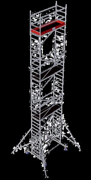 ProTec XS Alu-FaltGerüst AH 10,80 m