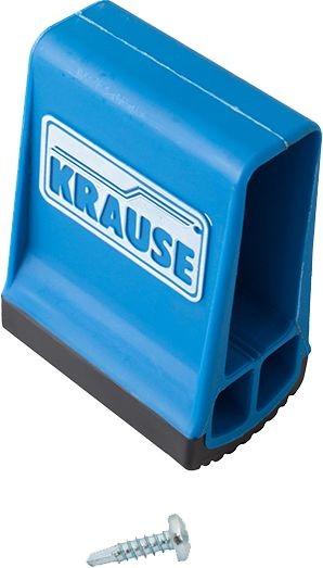 STABILO Traversenfußkappe 64x25 mm, blau, 211064
