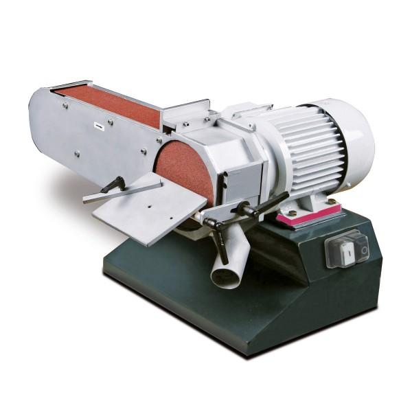 Optimum Band und Tellerschleifmaschine OPTI DBS 75