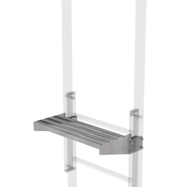 Günzburger Ausstiegstritt Stahl verzinkt Spaltmaß 250mm, 63969