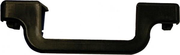 MONTO Stufenabschlusskappe rechts, schwarz, 7 Stück, 212504