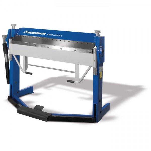 Metallkraft FSBM 1270-20E Fuß-Schwenkbiege Folding Machine, 3772127