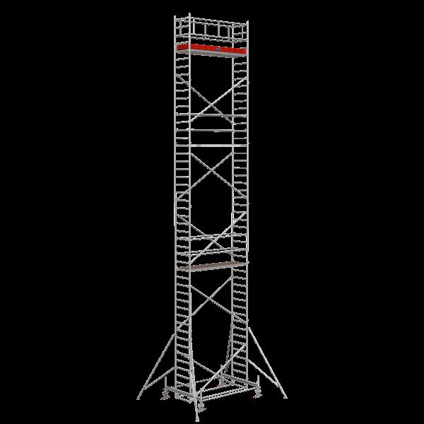 STABILO FahrGerüst S100 FL.2,50 AH.13,40