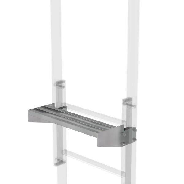 Günzburger Ausstiegstritt Stahl verzinkt Spaltmaß 200mm, 63968