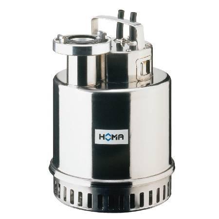 Homa Tauchmotorpumpe H 502 WA, 9251110