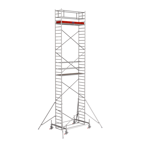 STABILO FahrGerüst S100 FL.2,50 AH.10,40