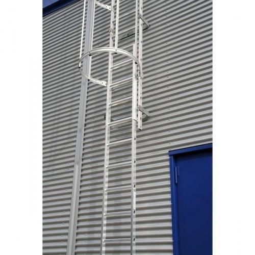 Guenzburger Aluminium-Notabstiegsleiter, 62446