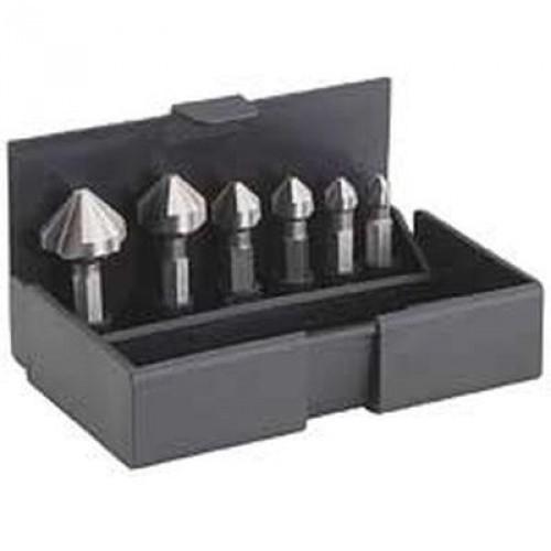 Voelkel Kegelsenkerbits-Box, 6,3 - 20,5 mm, V67300