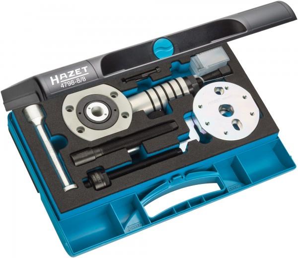 HAZET Injektor Demontagewerkzeug MERCEDES-BENZ (Bosch / Delphi) 4798-8/8