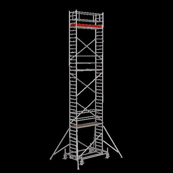 STABILO FahrGerüst S100 FL.2,50 AH.11,40