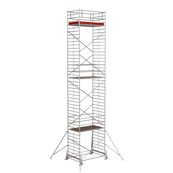 STABILO FahrGerüst S500 FL.2,50 AH.12,40