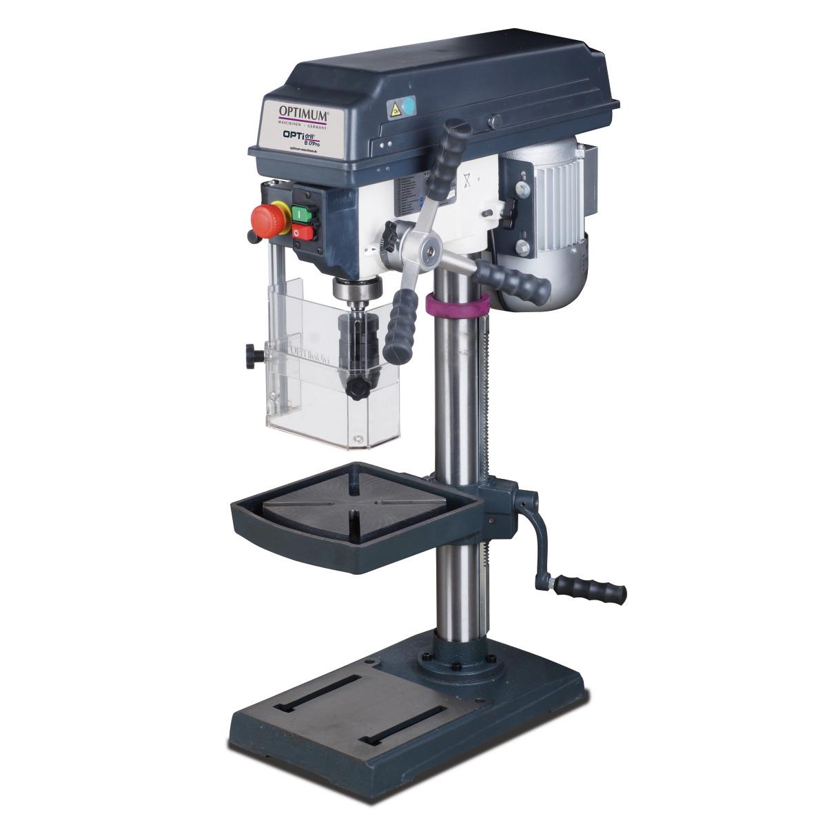 tischbohrmaschine opti drill b17 pro 500w 230v 3003171 dittmar werkzeuge. Black Bedroom Furniture Sets. Home Design Ideas