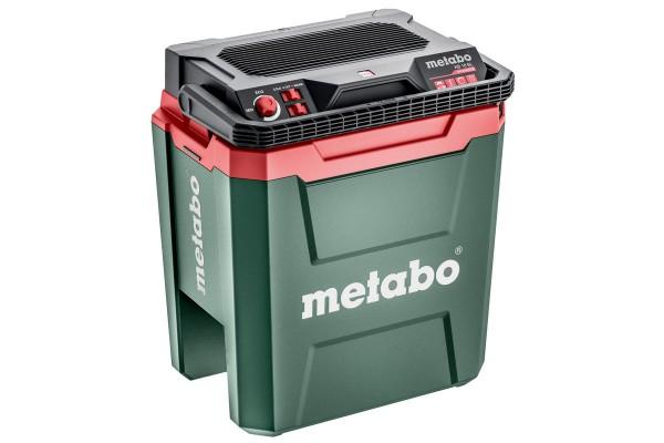 Akku-Kühlbox KB 18 BL (600791850); mit Warmhaltefunktion; Karton