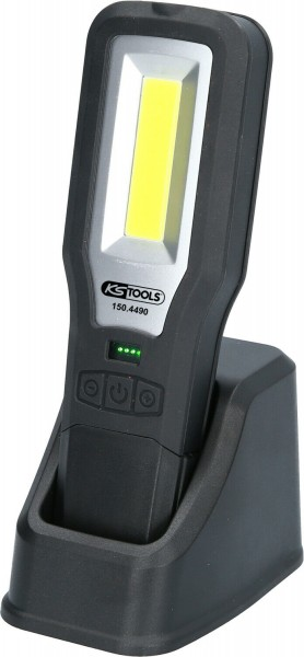 Mobile Werkstatt-Handlampe knickbar 550 Lumen. 150.4490